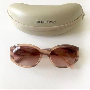 Giorgio Armani Sunglasses with Case Italy